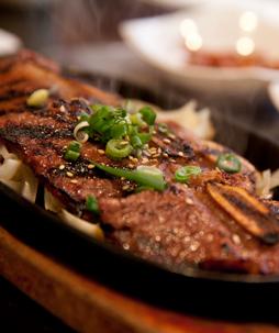 Kalbi short rib bbq use traditional korean bbq bulgogi marinade type